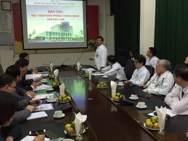 Điều tra dịch tễ lưu hành bệnh sán lợn tại Bắc Ninh