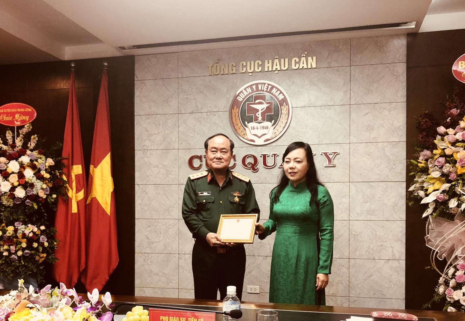 Hội nghị triển khai công tác kết hợp Quân dân y năm 2019