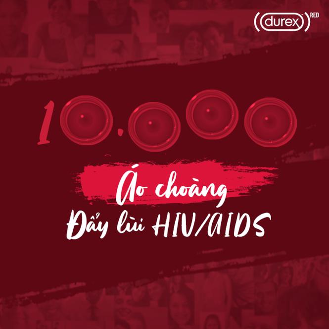Durex và (RED) hợp tác chung tay đẩy lùi HIV/AIDS tại Việt Nam
