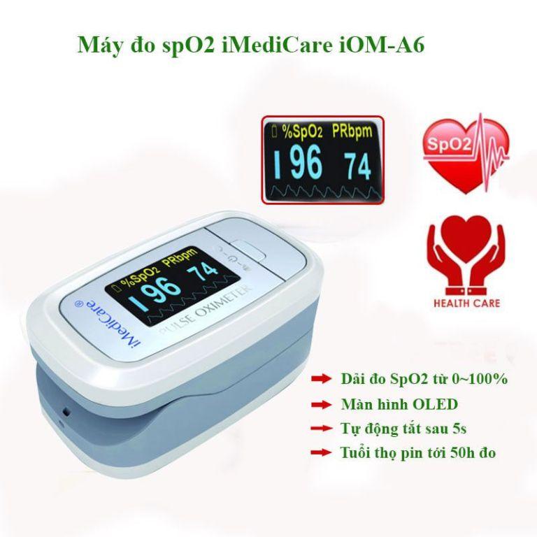 iMediCare - Thương hiệu sản xuất thiết bị y tế uy tín hàng đầu hiện nay
