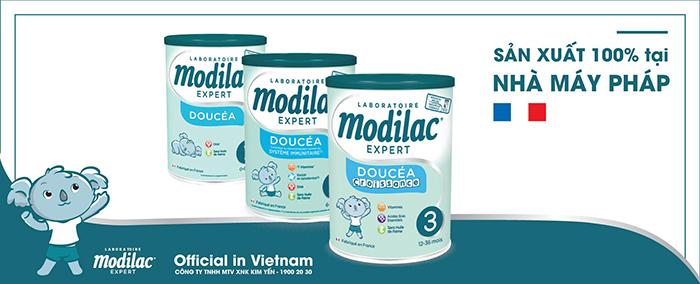 Sữa Modilac được kiểm nghiệm không bị nhiễm khuẩn Salmonell