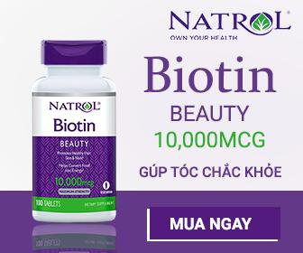 Biotin 10,000mcg