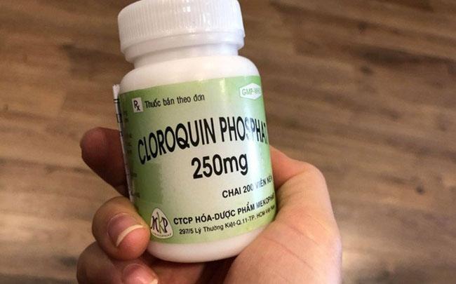 Bộ Y tế cảnh báo tự dùng thuốc sốt rét 'chống' COVID-19 có thể nguy hiểm tính mạng
