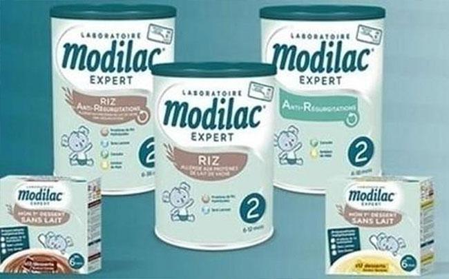 Sữa Modilac được kiểm nghiệm không bị nhiễm khuẩn Salmonella