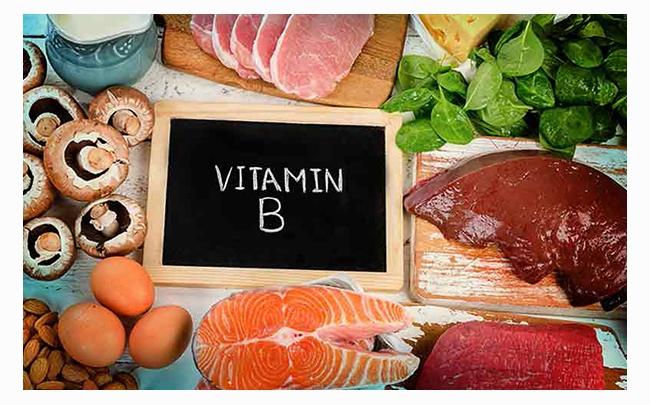 Kết quả hình ảnh cho vitamin nhóm