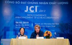 Bệnh viện FV đạt chuẩn chất lượng y tế quốc tế JCI lần 2