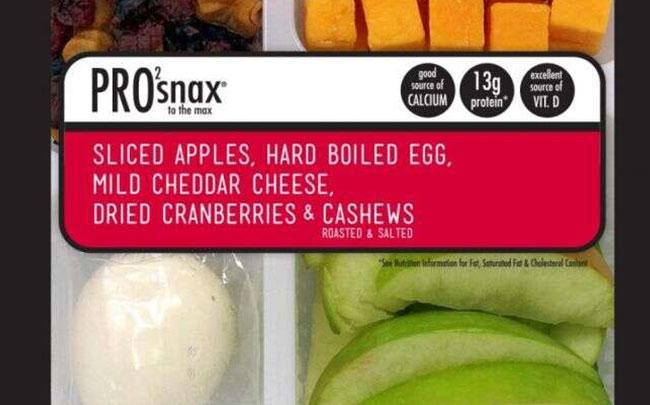 Các sản phẩm trứng đóng gói của Reichel Foods và Great American Deli bị thu hồi