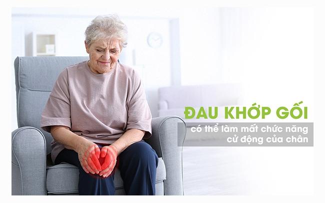 Chia sẻ: 5 cách chữa đau khớp gối ở người già hiệu quả