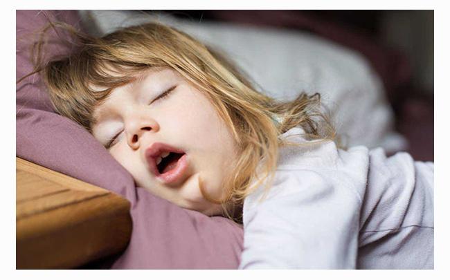 Cẩm nang sức khỏe: Cách chữa ngủ ngáy ở trẻ em
