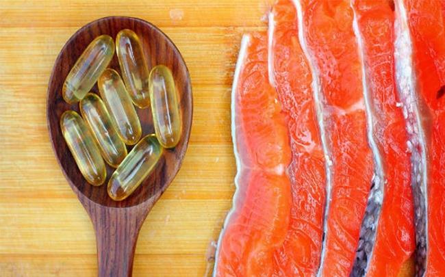 Dầu cá hỗ trợ cải thiện tốt cho sức khoẻ