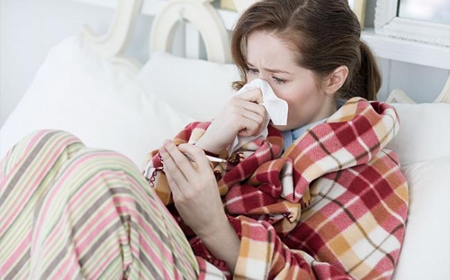 Đẩy lùi cảm cúm giao mùa với những bí quyết đơn giản