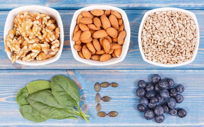 Dùng nhiều vitamin E có thể khiến bệnh ung thư phổi trầm trọng hơn
