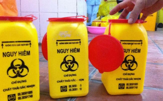 Hà Nội phê duyệt đề án xử lý chất thải y tế nguy hại