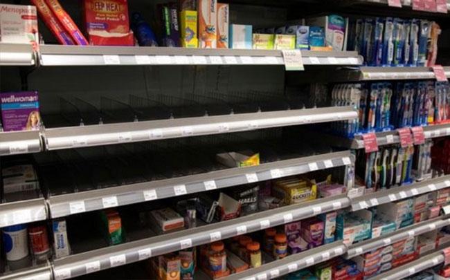 Hiệu thuốc ở Anh giới hạn độ tuổi người mua Paracetamol trong đại dịch COVID-19...