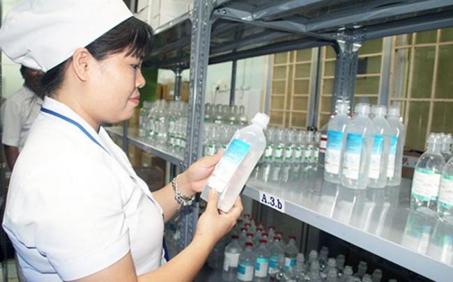 Khan hiếm dịch truyền chống sốc sốt xuất huyết