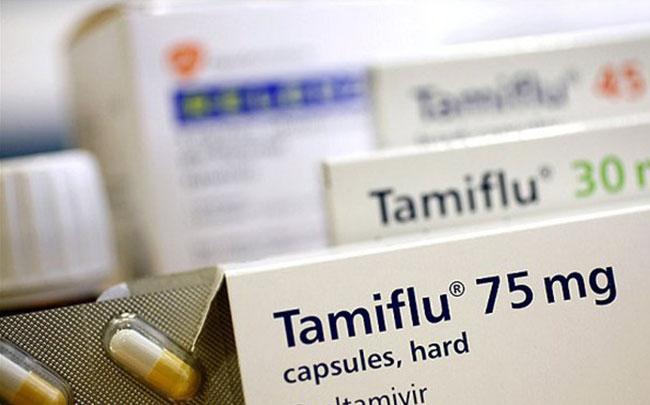 Lô thuốc Tamiflu nhập khẩu sớm nhất sẽ về Việt Nam vào 26/12