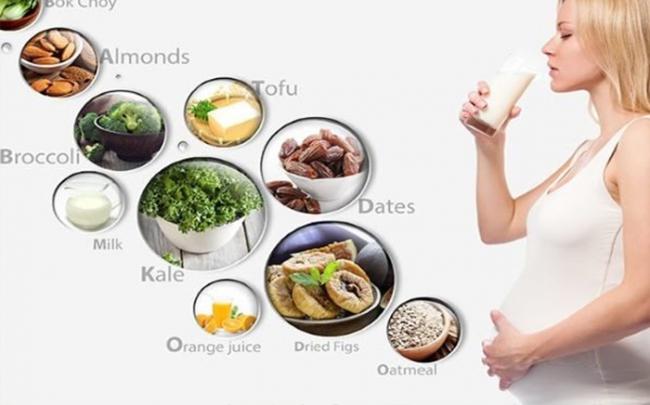 Mang bầu 3 tháng cuối nên ăn gì để mẹ khỏe con khôn?