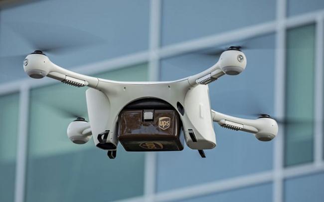 Mỹ ra mắt dịch vụ chuyển phát nhanh dược phẩm bằng thiết bị bay không người lái