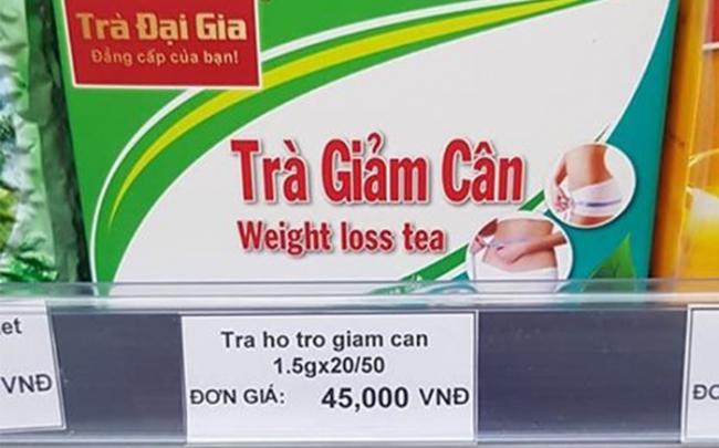 Nhiều dấu hỏi xung quanh 'Trà giảm béo' của Trà Đại Gia?