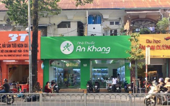 Ôm lỗ 2,6 tỷ đồng, Thế Giới Di Động \'hết vui\' với chuỗi nhà thuốc An Khang?