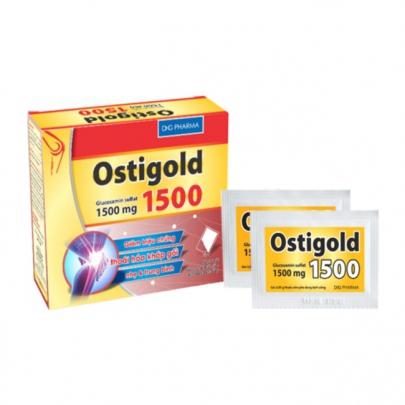 Ostigold 1500: Chỉ định, chống chỉ định, cách dùng