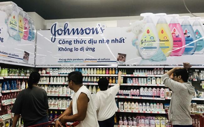 Phấn rôm Johnson & Johnson tiếp tục bị cảnh báo gây ung thư