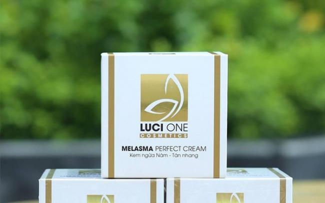 Phạt 20 triệu đồng với Mỹ phẩm Luci One vì quảng cáo sai sự thật