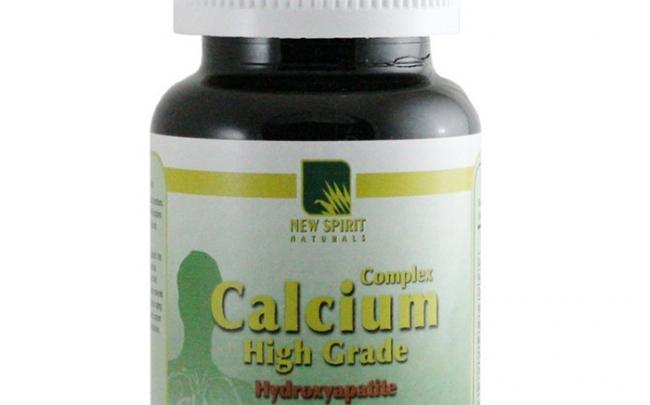 """Quảng cáo """"nổ"""" công dụng, TPCN High Grade Calcium Complex bị cảnh báo"""