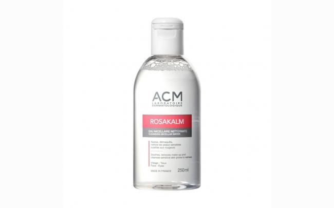 Rosakalm Cleansing Micellar Water: Chỉ định, chống chỉ định, cách dùng