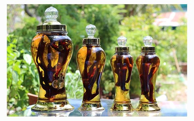 Bật mí: Rượu nhung hươu có tác dụng gì?
