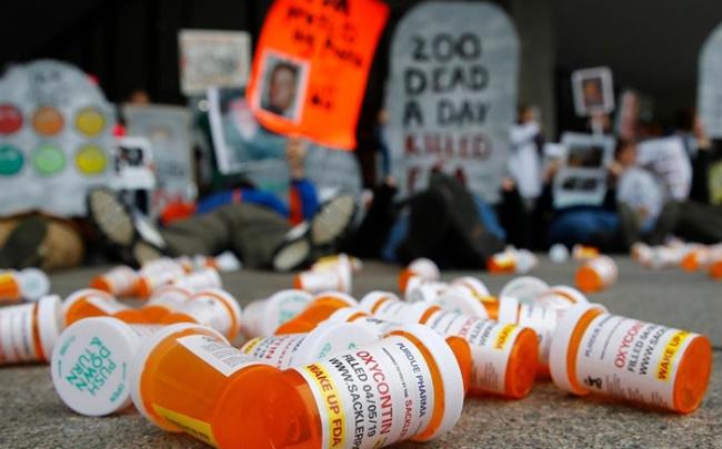 Số ca tử vong do dùng thuốc quá liều ở Mỹ có xu hướng giảm