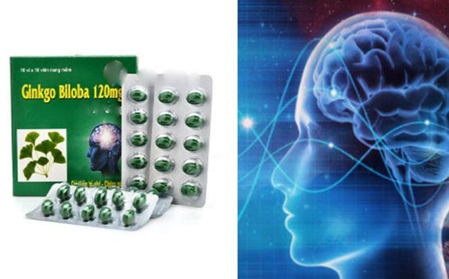Tác dụng phụ khôn lường của thuốc Ginkgo biloba tuần hoàn não