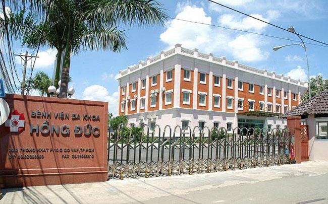 Thanh tra Bộ Y tế xử phạt Bệnh viện Đa khoa Mắt Sài Gòn và Bệnh viện Đa khoa Hồng Đức III