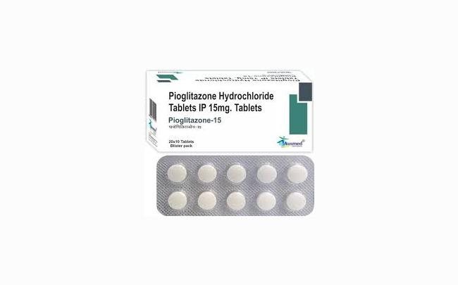 Theo dõi phản ứng thuốc điều trị tiểu đường pioglitazone