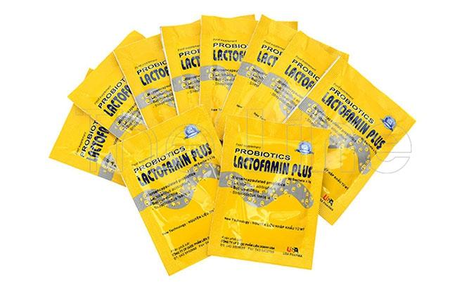 Thu hồi toàn bộ sản phẩm Cốm Lactofamin Plus của Dược phẩm quốc tế USA
