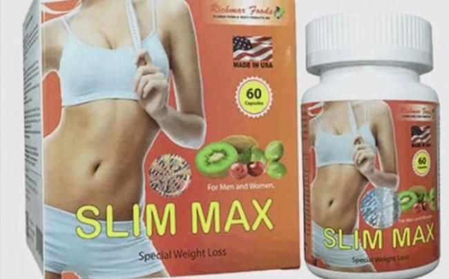 Thu hồi toàn quốc mỹ phẩm Max Lipo Slimming do Công ty Korea Vina nhập khẩu
