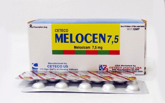 Thu hồi toàn quốc viên nén Ceteco Melocen do không đạt tiêu chuẩn chất lượng