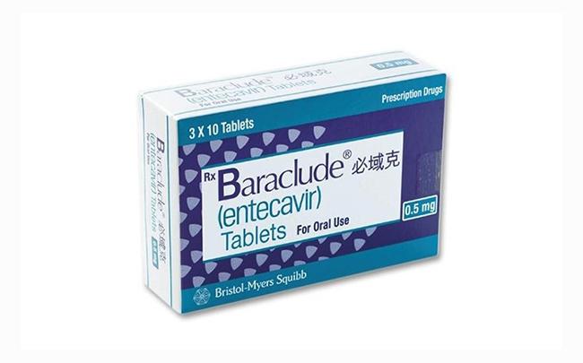 Thuốc Baraclude 0,5mg: Chỉ định, chống chỉ định, cách dùng