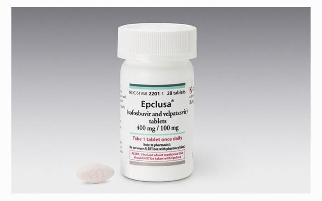 Thuốc Epclusa: Chỉ định, chống chỉ định, cách dùng