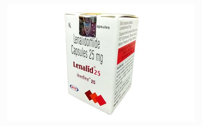 Thuốc Lenalid 25mg: Chỉ định, chống chỉ định, cách dùng