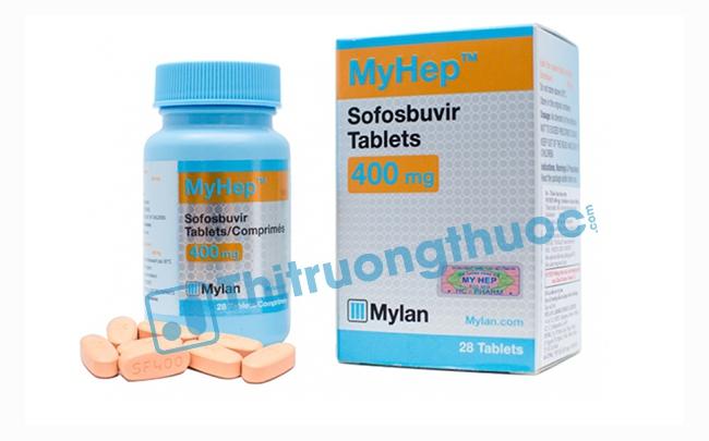 Thuốc Myhep 400mg: Chỉ định, chống chỉ định, cách dùng