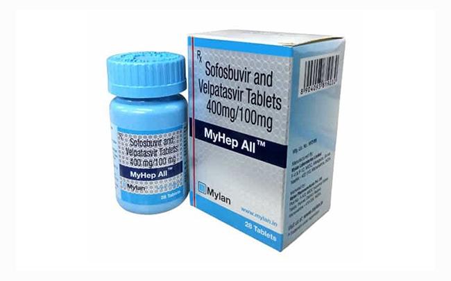 Thuốc Myhep All: Chỉ định, chống chỉ định, cách dùng