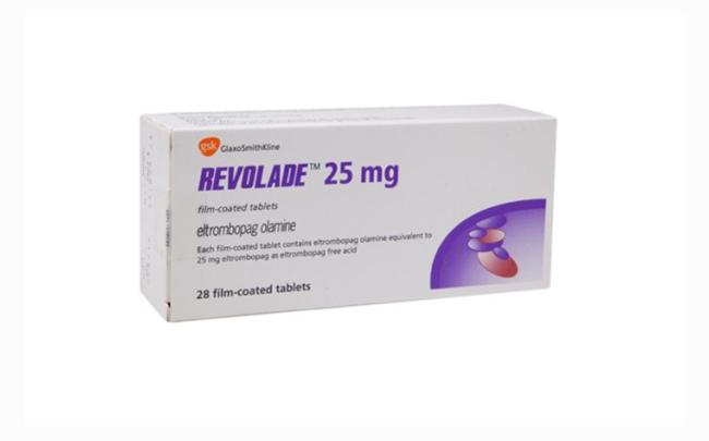 Thuốc Revolade 25mg: Chỉ định, chống chỉ định, cách dùng