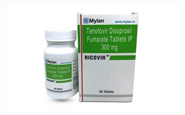 Thuốc Ricovir 300mg: Chỉ định, chống chỉ định, cách dùng