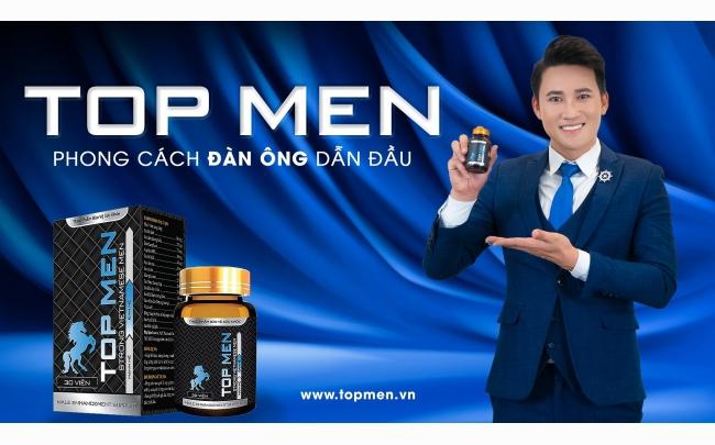 Top Men - thực phẩm bảo vệ sức khỏe nam giới