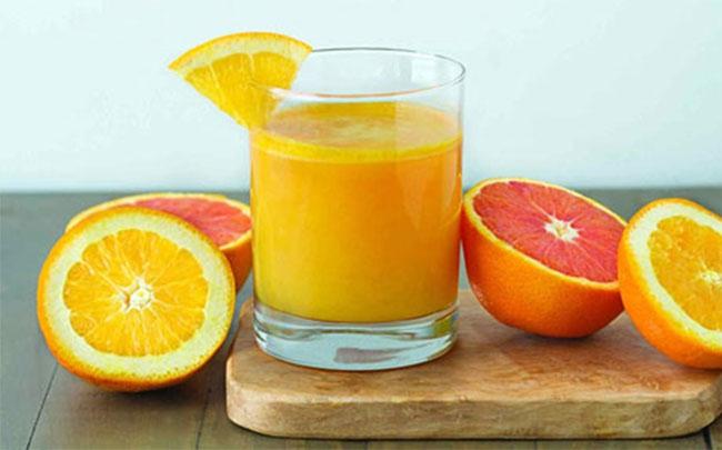 Uống nước cam mỗi ngày giúp giảm nguy cơ mất trí nhớ