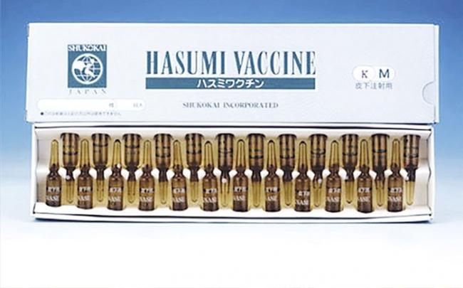 Vắc xin Hasumi trị ung thư: Thuốc tiên hay trò lừa?