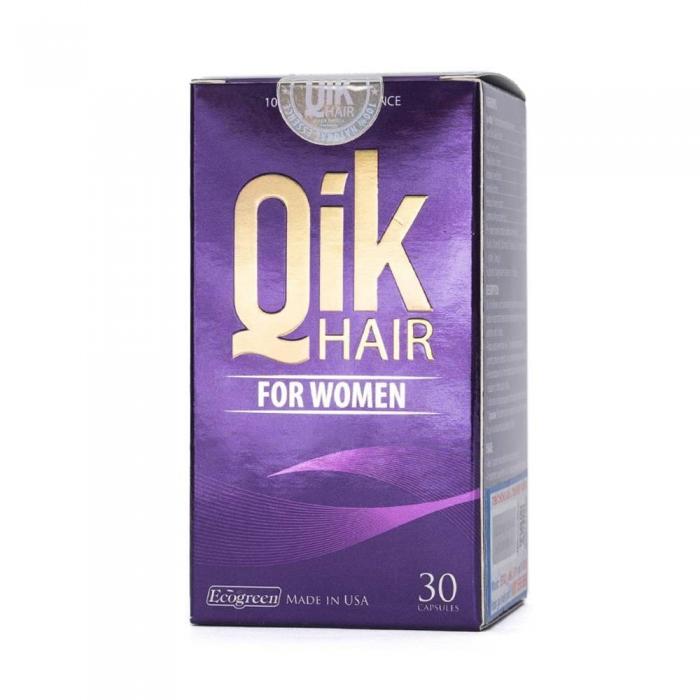 Viên uống mọc tóc Ecogreen Qik Hair For Women